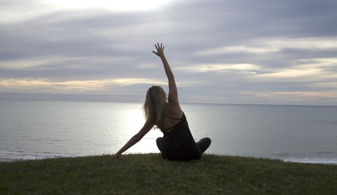 Yoga and accommodation in Raglan New Zealand